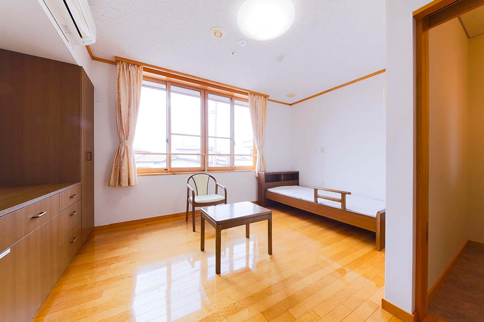 住宅型有料老人ホーム プチ・パレ御所居室