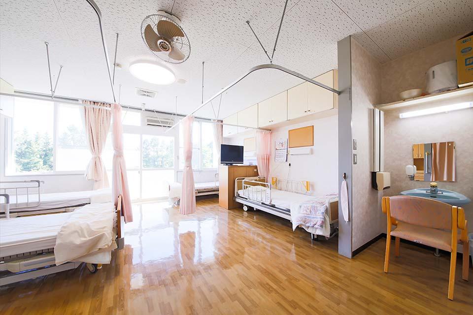 青山荘短期入所 居室