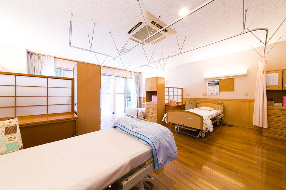 特別養護老人ホーム多床室