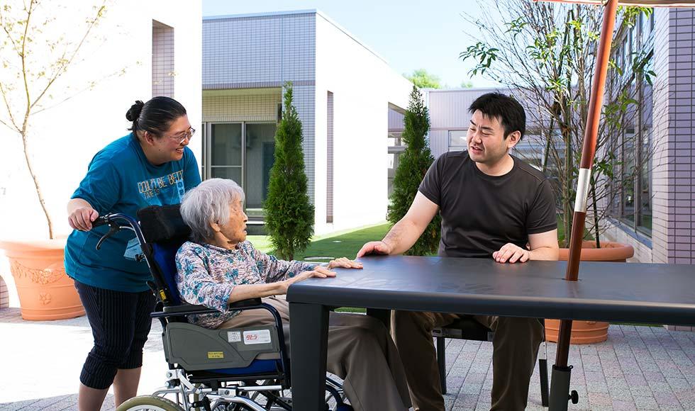 特別養護老人ホーム青山荘 施設・設備