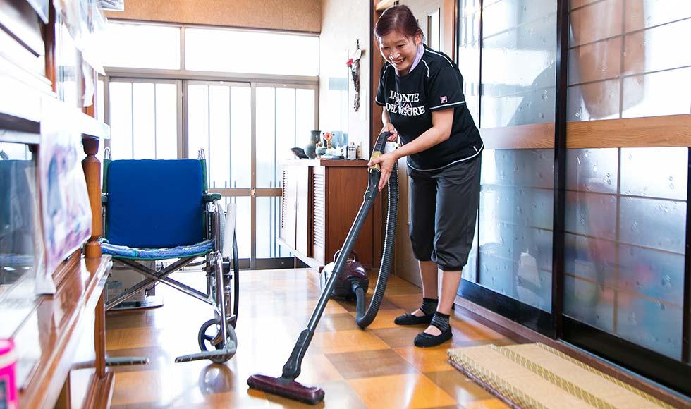 障害者自立支援法に基づくサービス